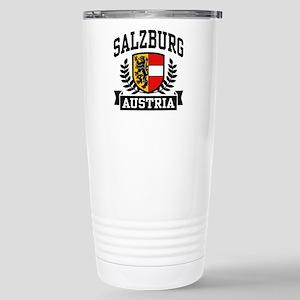 Salzburg Austria Stainless Steel Travel Mug