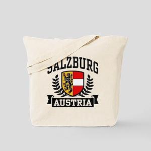 Salzburg Austria Tote Bag