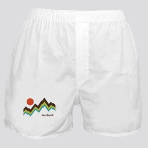 Innsbruck Austria Boxer Shorts