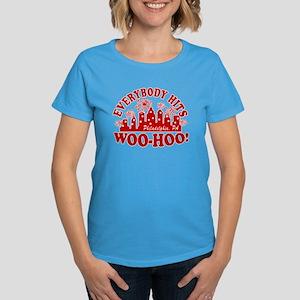 Everybody Hits Philadelphia WOO HOO! Women's Dark