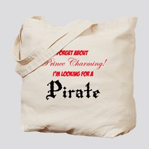 Looking for a pirate! Tote Bag