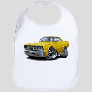 1966 Coronet Yellow Car Bib