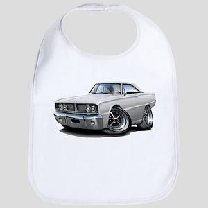 1966 Coronet White Car Bib