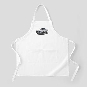 1966 Coronet White Car Apron