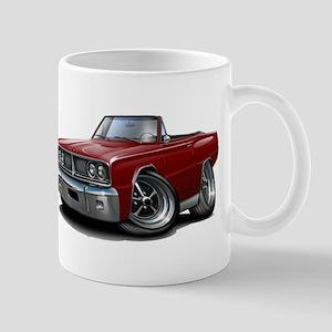 1966 Coronet Maroon Convert Mug
