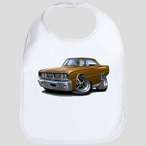 1966 Coronet Brown Car Bib