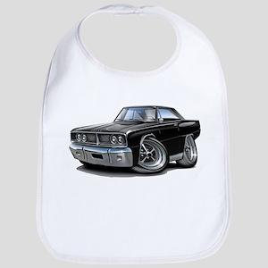 1966 Coronet Black Car Bib