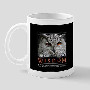 Wisdom Mug