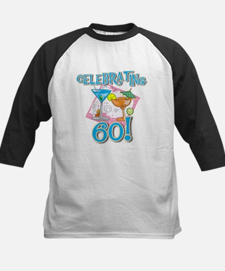 Celebrating 60 Kids Baseball Jersey