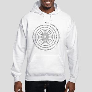 Pi Spiral Hooded Sweatshirt