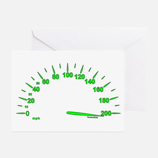 Speed Greeting Cards (Pk of 20)