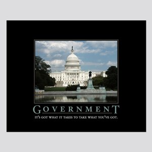 Government Small Poster