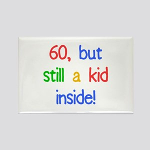 Fun 60th Birthday Humor Rectangle Magnet