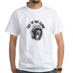 Shut Up and Climb! White T-Shirt