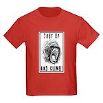 Shut Up and Climb! Kids Dark T-Shirt