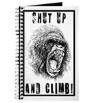 Shut Up and Climb! Journal