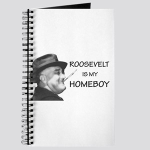 FDR Homeboy Journal
