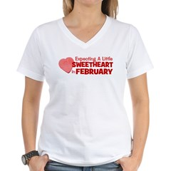 Little Sweetheart February Shirt
