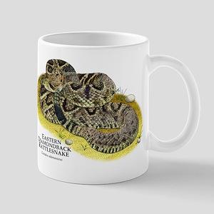 Eastern Diamondback Rattlesnake Mug