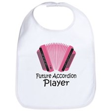 Future Accordion Player Bib