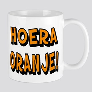 Hoera Oranje! 3 Mug