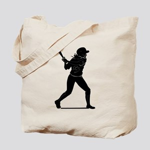 SOFTBALL PLAYER *1* Tote Bag