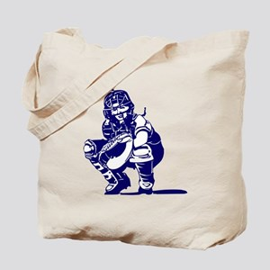 CATCHER *1* {blue} Tote Bag
