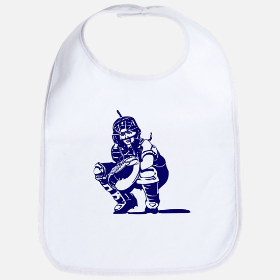 CATCHER *1* {blue} Bib