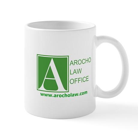 Arocho Law Office Mug