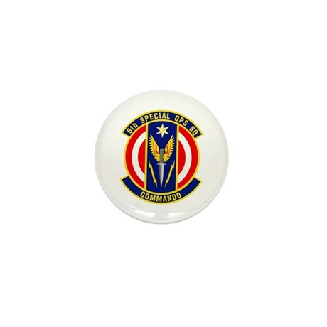 6th Special Operations Mini Button (10 pack)