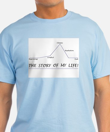 """The Story of my Life"" T-Shirt"