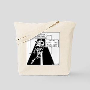 Information Super Highway Tote Bag