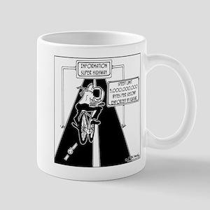 Information Super Highway Mug