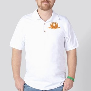 Voetbal Nederland Crest Golf Shirt