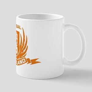 Voetbal Nederland Crest Mug