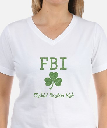 Funny Boston Irish Shirt