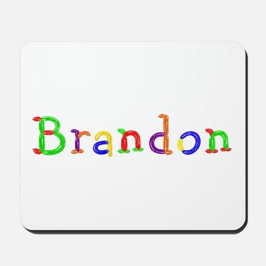 Brandon Balloons Mousepad