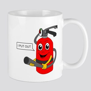 i put out, cartoon Mug