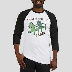 No Place Like Camp - Baseball Jersey