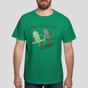 No Place Like Camp - Dark T-Shirt