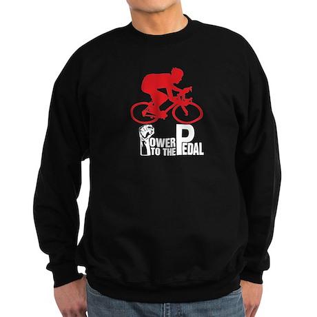 Power Pedal Sweatshirt (dark)