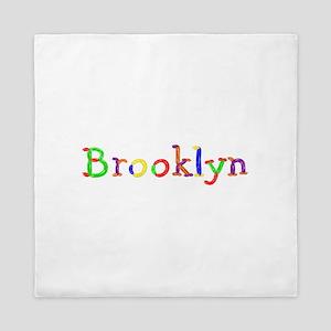 Brooklyn Balloons Queen Duvet