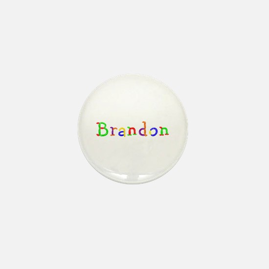 Brandon Balloons Mini Button
