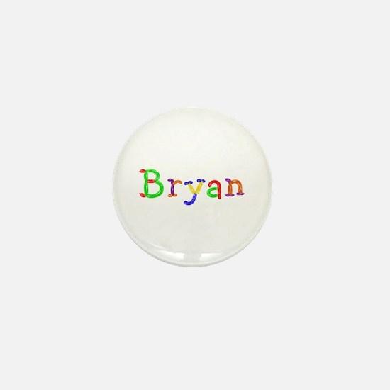 Bryan Balloons Mini Button