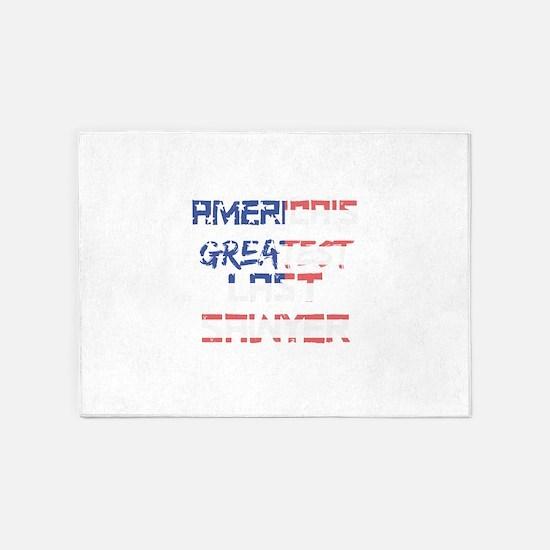 America's Greatest Last Sawyer 5'x7'Area Rug