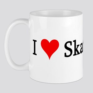 I Love Skater Boys Mug