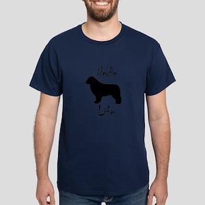 Newfie Life II Dark T-Shirt