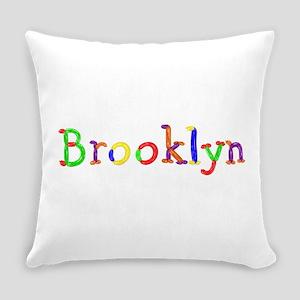 Brooklyn Balloons Everyday Pillow