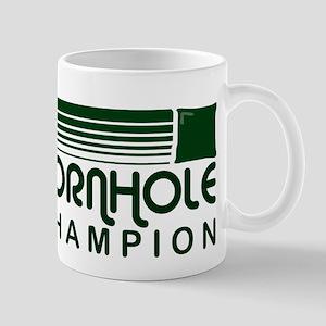 Cornhole Retro Mug