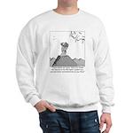 God's Blog Sweatshirt
